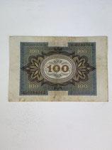 ALLEMAGNE 100 MARK 1920 MAUVAIS ÉTAT