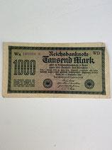 ALLEMAGNE 1000 MARK 1922
