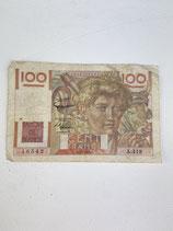 FRANCE 100 FRANCS 1946 ... ÉTAT MOYEN