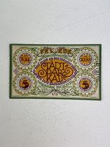 ALLEMAGNE 5 MARK STADT SPARKASSE 1920