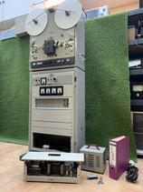 Klangfilm Multicord Magnetfilmgerät Bandmaschine Röhren Endstufe Sitral Technik Studio
