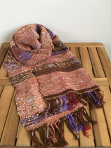 Scarf 004 - Brown gradations