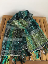 Scarf 006 - Chic Green