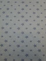 Bündchen Sterne blau