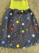 Pucksack Sterne