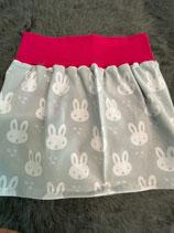Röckchen Gr. 104 Bunny