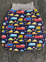 Pucksack Autos innen Fleece