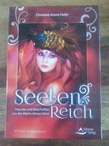 Kartenset SEELENREICH - höre das Flüstern deiner Seele - von Christine Arana Fader