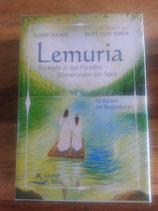 LEMURIA - Rückkehr in das Paradies - Erinnerungen der Seele - von Jeanne Ruland/Beate Elise Nowak