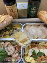 Moederdag pasta box (per 2 pers.)