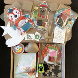 Weihnachtliche Kreativbox