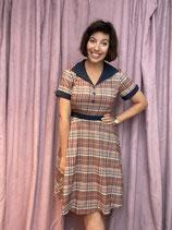 Vintageinspired Kleid kariert