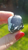Bergkristal in onyx