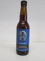 Bière artisanale Brune Aldaxka