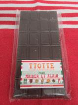 Croustillante Chocolat Noir 60% de cacao