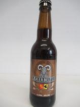 Bière artisanale brune