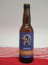 Bière artisanale Blonde d'été Zirrintza