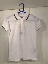 REEBOK Polo Shirt White/Navy