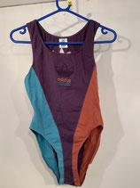 ADDIDAS Leotard Purple/Blue/Orange