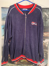 FILA Lined Jacket Loop Back Finish