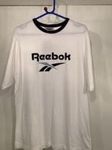 REEBOK T-Shirt White/Navy