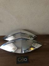 2 x Tobias Grau Athur Chrome set