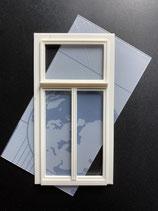 Fenster eckig Gr 2, Art. 800391