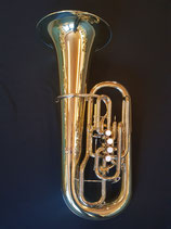 F- Tuba - Messing - lackiert - 4 Perinettventile - Neu