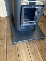 Bodenschutzplatte Bodenplatte Podest für Holzofen z.B Harvia Hitzeblech