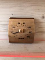 Sauna Thermometer Kupfer