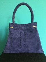 Leder Handtasche  Kelly Style