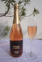 """Bio-Frizzante """"Pink & Perlen"""""""