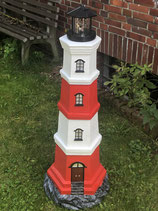 RIM1712 Leuchtturm Solar Maritime Figur