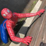 RIG2022 Spiderman Figur zum aufhängen