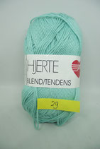 Blend col.29 licht turquoise