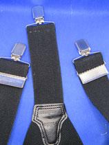 Bretels met clips volwassen