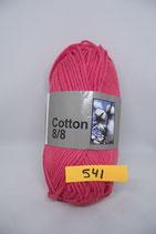 Cotton 8-8 col.541 zalm