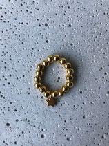 "Ring ""Stern gelbgold"""