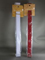 リース掛け  赤雪   ホワイト(白)