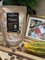 """Valrhona """"Dulcey"""" weiße Schokolade mit 35% Kakao"""