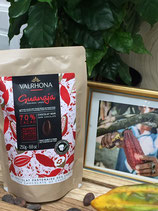 "Valrhona ""Guanaja"" dunkle Schokolade 70%"