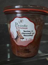 Terrine de Chevreuil aux Noisettes 200 g