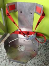 Feuerlöscherhalter für Feuerlöscher 6-12kg