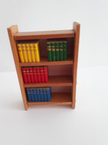 Children's Small Bookcase & Books