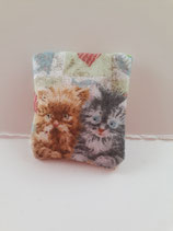 Kitten Cushion