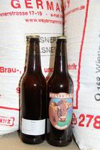 Pilsener Bier 0,5 Liter Mehrwegflasche