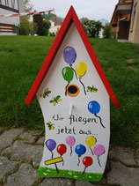 Vogelvilla, Vogelhaus, Nistkasten