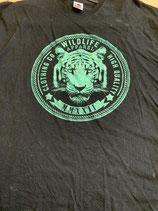 T-shirt tijger opdruk