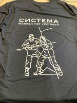 T-shirt werken met vectoren