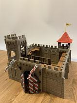 Playmobil Ritterburg (3667) mit viel Zubehör